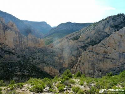 Comarca Maestrazgo-Teruel;rutas por la pedriza senderismo equipo para trekking equipamiento para hac